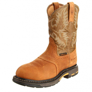 Ariat Men's Workhog Pull-on H20 Composite Toe