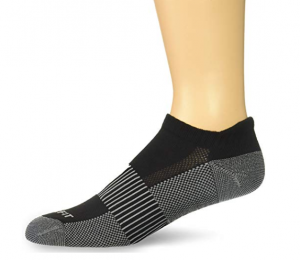 Copper Fit Unisex Copper Infused No Show Socks – 3 Pack