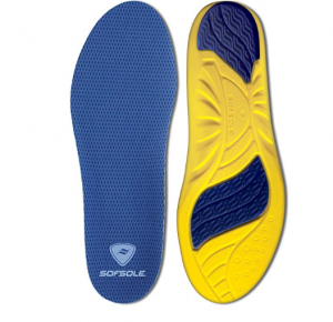 Sof Sole Insoles Men ATHLETE Performance Gel Shoe Insert