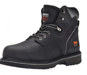 Timberland PRO Men's Pit Boss Steel-Toe