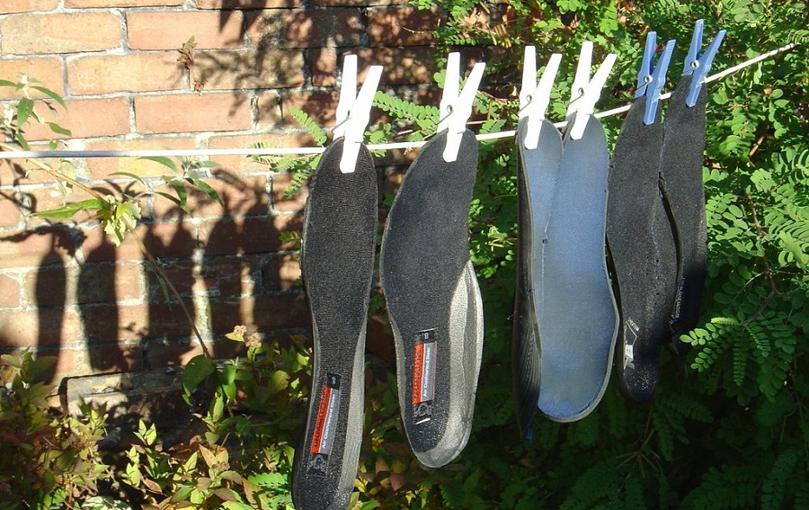 Drying Insoles