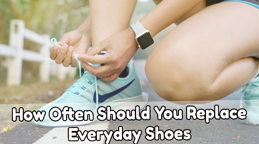 How Often Should You Replace Everyday Shoes