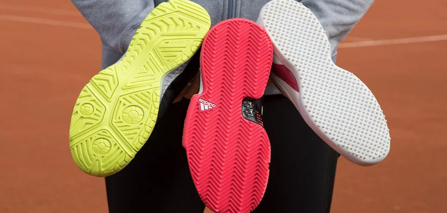 Proper Outsole for Tennis Shoes