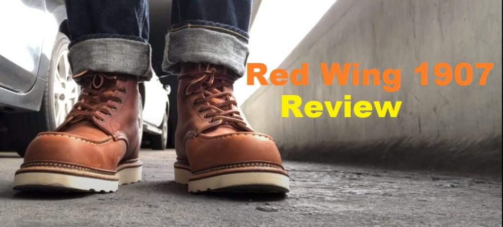 Red Wing 1907 Review