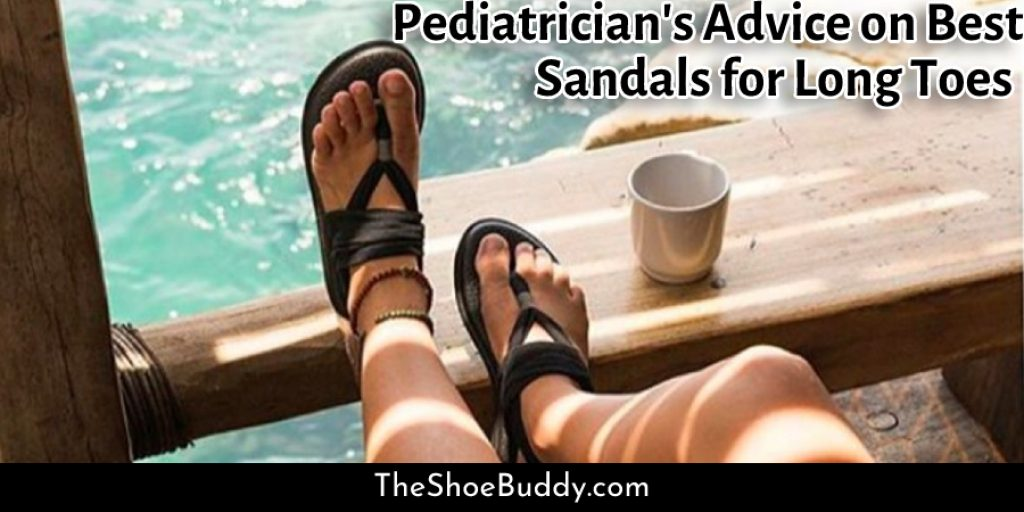Pediatrician's Advice on Best Sandals for Long Toes
