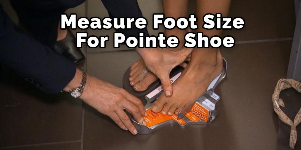Measure Foot SIze