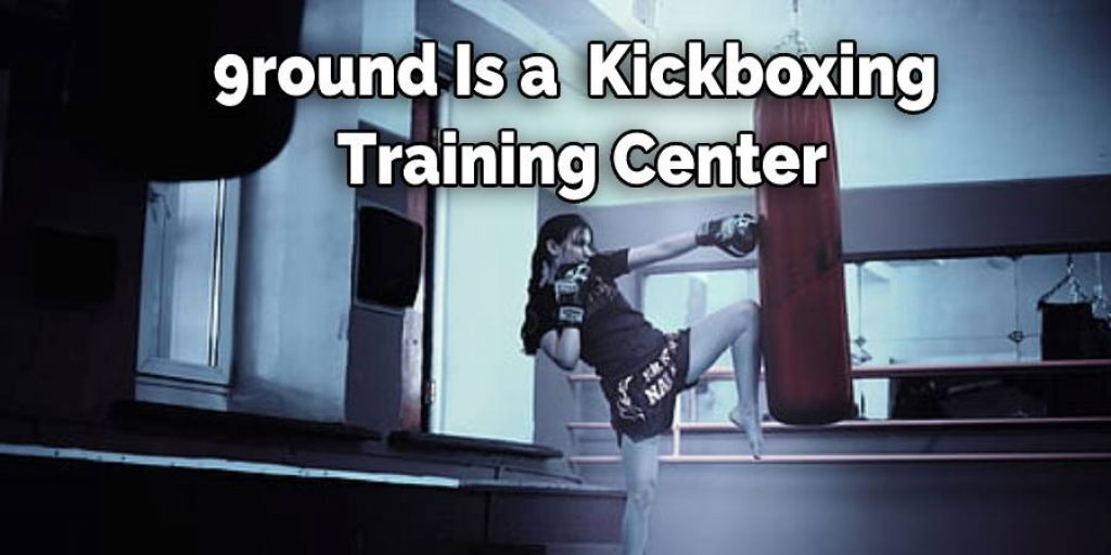 9round Is a  Kickboxing Training Center