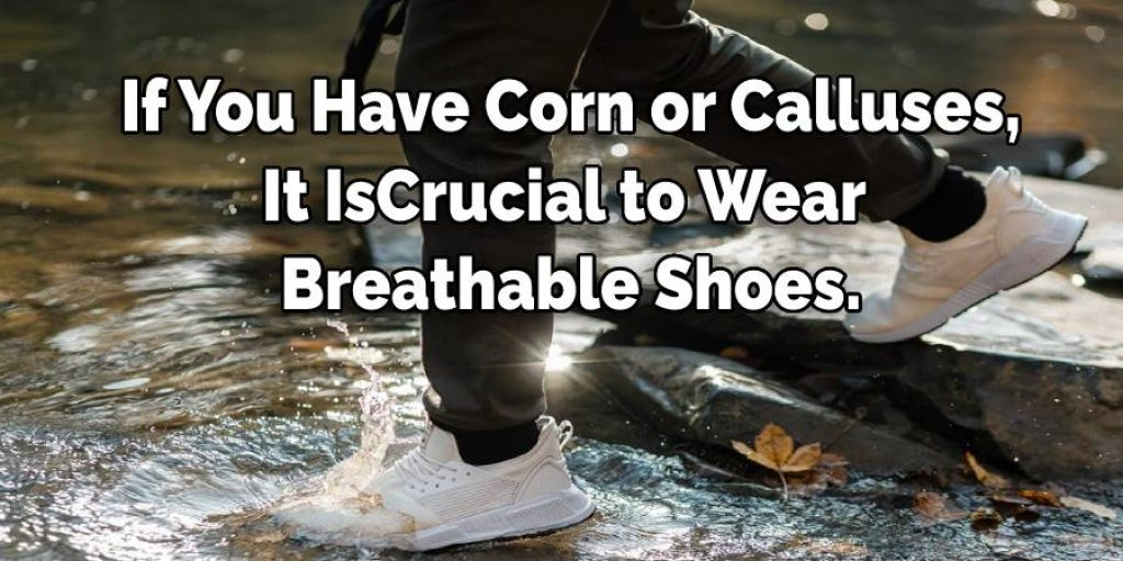 Breathable Shoes.